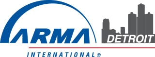 Logo for ARMA International Detroit Chapter